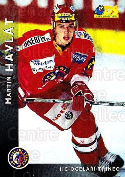 1999-00 Czech DS #107 Martin Havlat<br/>2 In Stock - $5.00 each - <a href=https://centericecollectibles.foxycart.com/cart?name=1999-00%20Czech%20DS%20%23107%20Martin%20Havlat...&quantity_max=2&price=$5.00&code=270505 class=foxycart> Buy it now! </a>