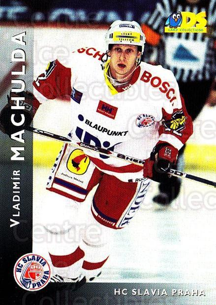 1999-00 Czech DS #126 Vladimir Machulda<br/>3 In Stock - $2.00 each - <a href=https://centericecollectibles.foxycart.com/cart?name=1999-00%20Czech%20DS%20%23126%20Vladimir%20Machul...&price=$2.00&code=270510 class=foxycart> Buy it now! </a>