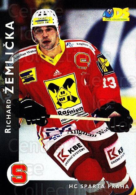 1999-00 Czech DS #152 Richard Zemlicka<br/>2 In Stock - $2.00 each - <a href=https://centericecollectibles.foxycart.com/cart?name=1999-00%20Czech%20DS%20%23152%20Richard%20Zemlick...&quantity_max=2&price=$2.00&code=270519 class=foxycart> Buy it now! </a>