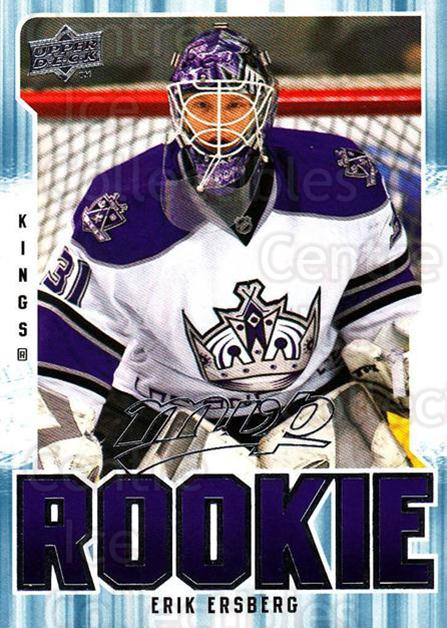 2008-09 Upper Deck MVP #339 Erik Ersberg<br/>5 In Stock - $2.00 each - <a href=https://centericecollectibles.foxycart.com/cart?name=2008-09%20Upper%20Deck%20MVP%20%23339%20Erik%20Ersberg...&quantity_max=5&price=$2.00&code=270762 class=foxycart> Buy it now! </a>