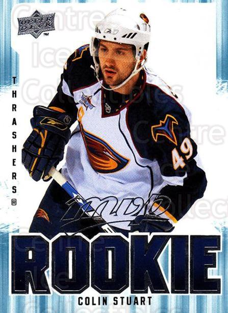 2008-09 Upper Deck MVP #347 Colin Stuart<br/>1 In Stock - $2.00 each - <a href=https://centericecollectibles.foxycart.com/cart?name=2008-09%20Upper%20Deck%20MVP%20%23347%20Colin%20Stuart...&quantity_max=1&price=$2.00&code=270770 class=foxycart> Buy it now! </a>