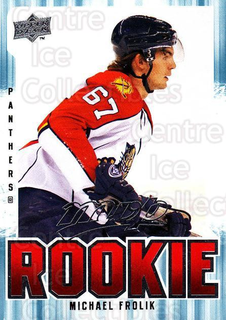 2008-09 Upper Deck MVP #365 Michael Frolik<br/>1 In Stock - $2.00 each - <a href=https://centericecollectibles.foxycart.com/cart?name=2008-09%20Upper%20Deck%20MVP%20%23365%20Michael%20Frolik...&quantity_max=1&price=$2.00&code=270788 class=foxycart> Buy it now! </a>