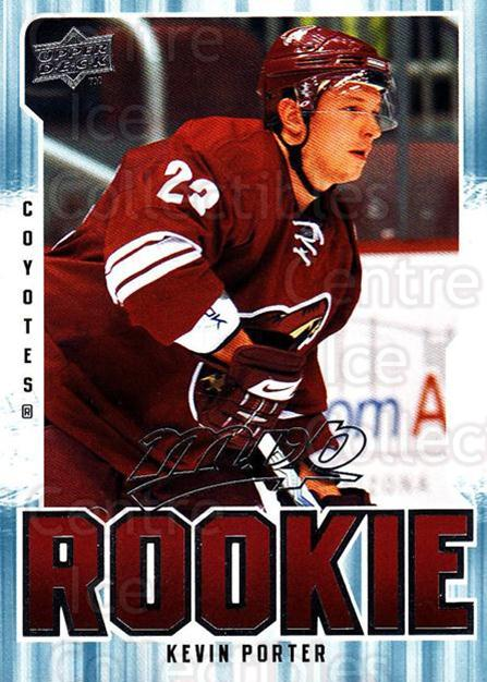 2008-09 Upper Deck MVP #390 Kevin Porter<br/>4 In Stock - $2.00 each - <a href=https://centericecollectibles.foxycart.com/cart?name=2008-09%20Upper%20Deck%20MVP%20%23390%20Kevin%20Porter...&quantity_max=4&price=$2.00&code=270813 class=foxycart> Buy it now! </a>