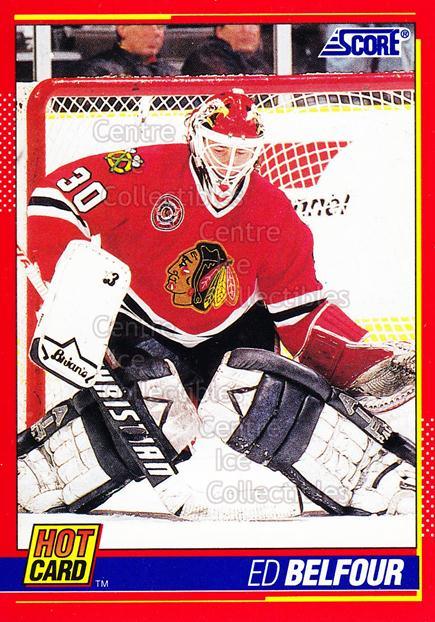 1991-92 Score Hot Cards #9 Ed Belfour<br/>13 In Stock - $2.00 each - <a href=https://centericecollectibles.foxycart.com/cart?name=1991-92%20Score%20Hot%20Cards%20%239%20Ed%20Belfour...&price=$2.00&code=270865 class=foxycart> Buy it now! </a>