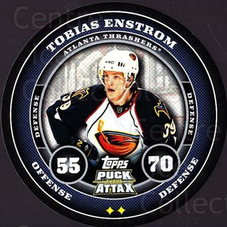 2009-10 Topps Puck Attax #10 Tobias Enstrom<br/>4 In Stock - $2.00 each - <a href=https://centericecollectibles.foxycart.com/cart?name=2009-10%20Topps%20Puck%20Attax%20%2310%20Tobias%20Enstrom...&quantity_max=4&price=$2.00&code=271668 class=foxycart> Buy it now! </a>
