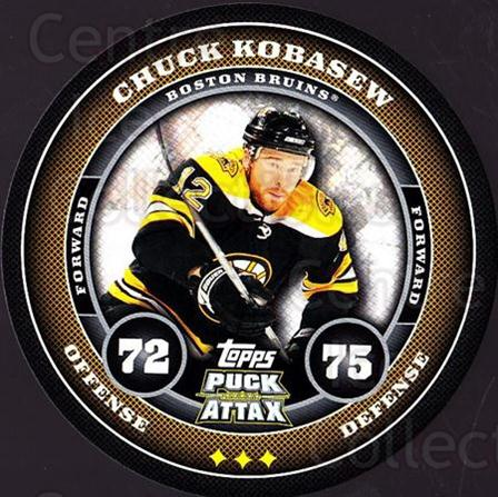 2009-10 Topps Puck Attax #16 Chuck Kobasew<br/>3 In Stock - $2.00 each - <a href=https://centericecollectibles.foxycart.com/cart?name=2009-10%20Topps%20Puck%20Attax%20%2316%20Chuck%20Kobasew...&quantity_max=3&price=$2.00&code=271674 class=foxycart> Buy it now! </a>