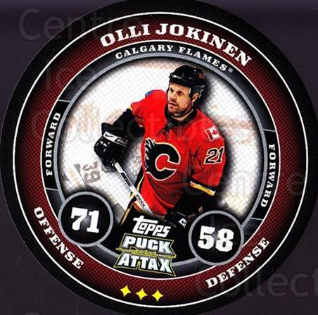 2009-10 Topps Puck Attax #26 Olli Jokinen<br/>5 In Stock - $2.00 each - <a href=https://centericecollectibles.foxycart.com/cart?name=2009-10%20Topps%20Puck%20Attax%20%2326%20Olli%20Jokinen...&quantity_max=5&price=$2.00&code=271684 class=foxycart> Buy it now! </a>