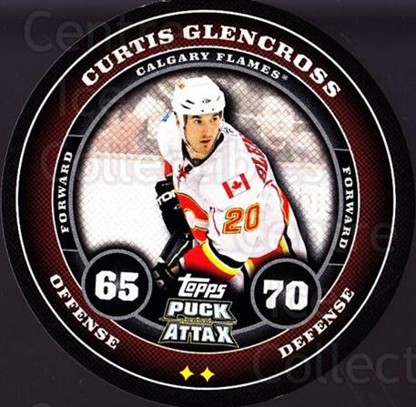 2009-10 Topps Puck Attax #28 Curtis Glencross<br/>5 In Stock - $2.00 each - <a href=https://centericecollectibles.foxycart.com/cart?name=2009-10%20Topps%20Puck%20Attax%20%2328%20Curtis%20Glencros...&quantity_max=5&price=$2.00&code=271686 class=foxycart> Buy it now! </a>
