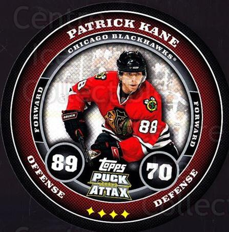 2009-10 Topps Puck Attax #39 Patrick Kane<br/>1 In Stock - $2.00 each - <a href=https://centericecollectibles.foxycart.com/cart?name=2009-10%20Topps%20Puck%20Attax%20%2339%20Patrick%20Kane...&quantity_max=1&price=$2.00&code=271697 class=foxycart> Buy it now! </a>