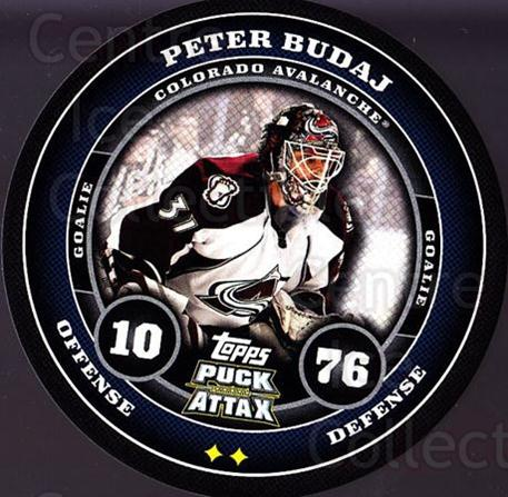 2009-10 Topps Puck Attax #49 Peter Budaj<br/>1 In Stock - $2.00 each - <a href=https://centericecollectibles.foxycart.com/cart?name=2009-10%20Topps%20Puck%20Attax%20%2349%20Peter%20Budaj...&quantity_max=1&price=$2.00&code=271707 class=foxycart> Buy it now! </a>