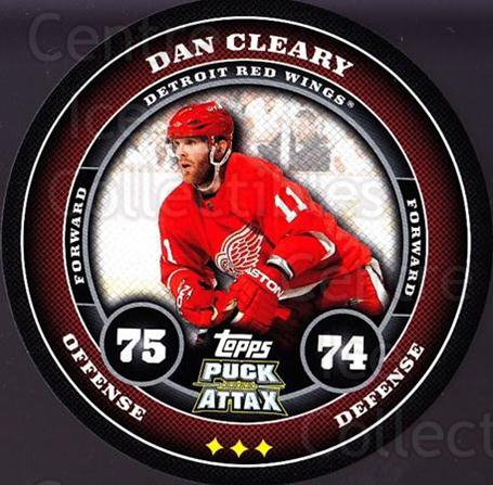 2009-10 Topps Puck Attax #62 Daniel Cleary<br/>2 In Stock - $2.00 each - <a href=https://centericecollectibles.foxycart.com/cart?name=2009-10%20Topps%20Puck%20Attax%20%2362%20Daniel%20Cleary...&quantity_max=2&price=$2.00&code=271720 class=foxycart> Buy it now! </a>