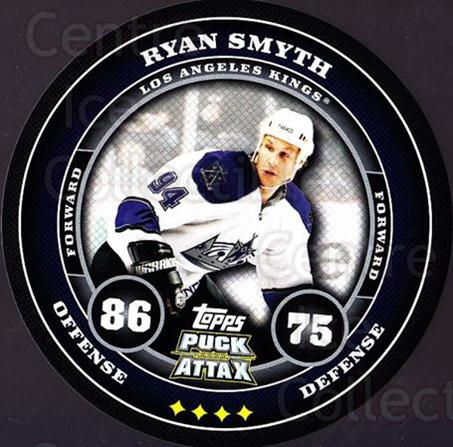 2009-10 Topps Puck Attax #83 Ryan Smyth<br/>3 In Stock - $2.00 each - <a href=https://centericecollectibles.foxycart.com/cart?name=2009-10%20Topps%20Puck%20Attax%20%2383%20Ryan%20Smyth...&quantity_max=3&price=$2.00&code=271741 class=foxycart> Buy it now! </a>