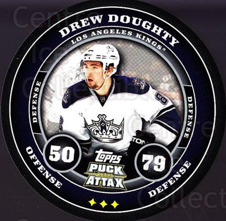 2009-10 Topps Puck Attax #86 Drew Doughty<br/>2 In Stock - $2.00 each - <a href=https://centericecollectibles.foxycart.com/cart?name=2009-10%20Topps%20Puck%20Attax%20%2386%20Drew%20Doughty...&quantity_max=2&price=$2.00&code=271744 class=foxycart> Buy it now! </a>