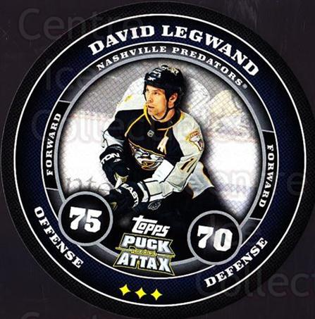 2009-10 Topps Puck Attax #103 David Legwand<br/>4 In Stock - $2.00 each - <a href=https://centericecollectibles.foxycart.com/cart?name=2009-10%20Topps%20Puck%20Attax%20%23103%20David%20Legwand...&quantity_max=4&price=$2.00&code=271761 class=foxycart> Buy it now! </a>