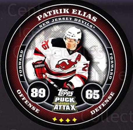 2009-10 Topps Puck Attax #110 Patrik Elias<br/>1 In Stock - $2.00 each - <a href=https://centericecollectibles.foxycart.com/cart?name=2009-10%20Topps%20Puck%20Attax%20%23110%20Patrik%20Elias...&quantity_max=1&price=$2.00&code=271768 class=foxycart> Buy it now! </a>