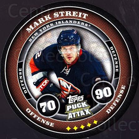 2009-10 Topps Puck Attax #118 Mark Streit<br/>4 In Stock - $2.00 each - <a href=https://centericecollectibles.foxycart.com/cart?name=2009-10%20Topps%20Puck%20Attax%20%23118%20Mark%20Streit...&quantity_max=4&price=$2.00&code=271776 class=foxycart> Buy it now! </a>
