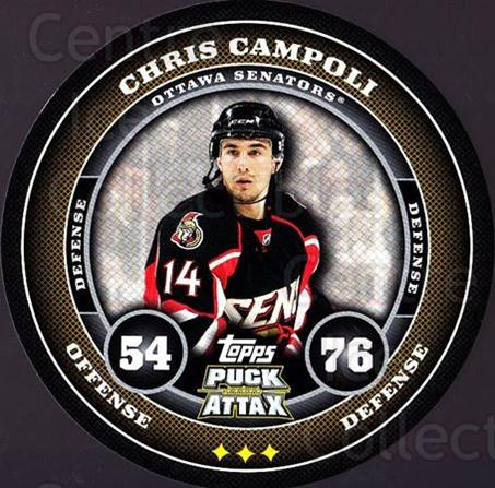 2009-10 Topps Puck Attax #133 Chris Campoli<br/>4 In Stock - $2.00 each - <a href=https://centericecollectibles.foxycart.com/cart?name=2009-10%20Topps%20Puck%20Attax%20%23133%20Chris%20Campoli...&quantity_max=4&price=$2.00&code=271791 class=foxycart> Buy it now! </a>