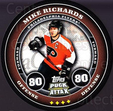 2009-10 Topps Puck Attax #136 Mike Richards<br/>3 In Stock - $2.00 each - <a href=https://centericecollectibles.foxycart.com/cart?name=2009-10%20Topps%20Puck%20Attax%20%23136%20Mike%20Richards...&quantity_max=3&price=$2.00&code=271794 class=foxycart> Buy it now! </a>