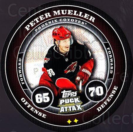 2009-10 Topps Puck Attax #143 Peter Mueller<br/>3 In Stock - $2.00 each - <a href=https://centericecollectibles.foxycart.com/cart?name=2009-10%20Topps%20Puck%20Attax%20%23143%20Peter%20Mueller...&quantity_max=3&price=$2.00&code=271801 class=foxycart> Buy it now! </a>