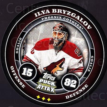 2009-10 Topps Puck Attax #147 Ilya Bryzgalov<br/>2 In Stock - $2.00 each - <a href=https://centericecollectibles.foxycart.com/cart?name=2009-10%20Topps%20Puck%20Attax%20%23147%20Ilya%20Bryzgalov...&quantity_max=2&price=$2.00&code=271805 class=foxycart> Buy it now! </a>