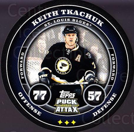 2009-10 Topps Puck Attax #163 Keith Tkachuk<br/>5 In Stock - $2.00 each - <a href=https://centericecollectibles.foxycart.com/cart?name=2009-10%20Topps%20Puck%20Attax%20%23163%20Keith%20Tkachuk...&quantity_max=5&price=$2.00&code=271821 class=foxycart> Buy it now! </a>