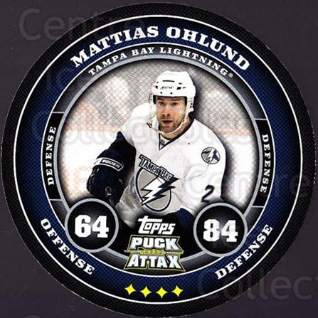2009-10 Topps Puck Attax #171 Mattias Ohlund<br/>8 In Stock - $2.00 each - <a href=https://centericecollectibles.foxycart.com/cart?name=2009-10%20Topps%20Puck%20Attax%20%23171%20Mattias%20Ohlund...&quantity_max=8&price=$2.00&code=271829 class=foxycart> Buy it now! </a>