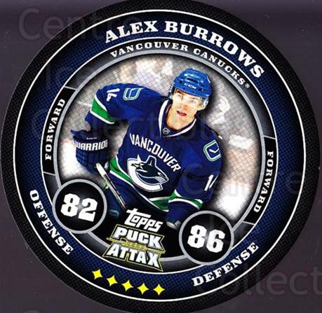 2009-10 Topps Puck Attax #182 Alex Burrows<br/>4 In Stock - $2.00 each - <a href=https://centericecollectibles.foxycart.com/cart?name=2009-10%20Topps%20Puck%20Attax%20%23182%20Alex%20Burrows...&quantity_max=4&price=$2.00&code=271840 class=foxycart> Buy it now! </a>