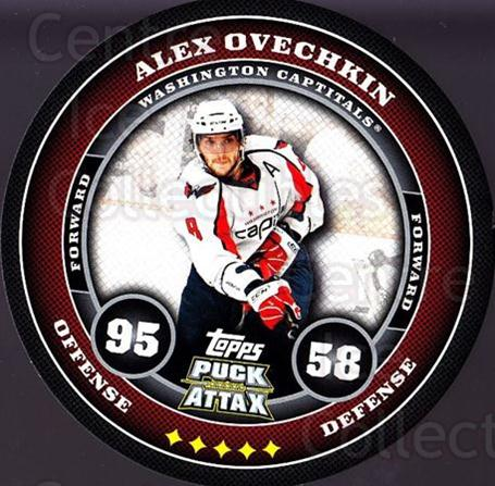 2009-10 Topps Puck Attax #188 Alexamder Ovechkin<br/>3 In Stock - $3.00 each - <a href=https://centericecollectibles.foxycart.com/cart?name=2009-10%20Topps%20Puck%20Attax%20%23188%20Alexamder%20Ovech...&quantity_max=3&price=$3.00&code=271846 class=foxycart> Buy it now! </a>
