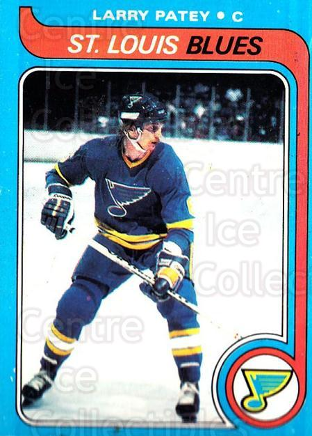 1979-80 O-pee-chee #57 Larry Patey<br/>4 In Stock - $2.00 each - <a href=https://centericecollectibles.foxycart.com/cart?name=1979-80%20O-pee-chee%20%2357%20Larry%20Patey...&quantity_max=4&price=$2.00&code=272023 class=foxycart> Buy it now! </a>