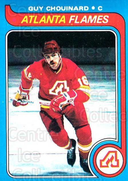 1979-80 O-pee-chee #60 Guy Chouinard<br/>2 In Stock - $2.00 each - <a href=https://centericecollectibles.foxycart.com/cart?name=1979-80%20O-pee-chee%20%2360%20Guy%20Chouinard...&quantity_max=2&price=$2.00&code=272026 class=foxycart> Buy it now! </a>