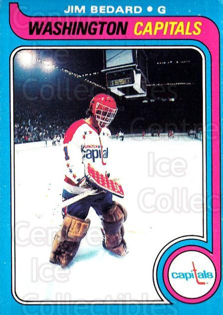 1979-80 O-pee-chee #62 Jim Bedard<br/>2 In Stock - $2.00 each - <a href=https://centericecollectibles.foxycart.com/cart?name=1979-80%20O-pee-chee%20%2362%20Jim%20Bedard...&quantity_max=2&price=$2.00&code=272028 class=foxycart> Buy it now! </a>