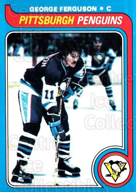 1979-80 O-pee-chee #139 George Ferguson<br/>4 In Stock - $2.00 each - <a href=https://centericecollectibles.foxycart.com/cart?name=1979-80%20O-pee-chee%20%23139%20George%20Ferguson...&quantity_max=4&price=$2.00&code=272105 class=foxycart> Buy it now! </a>