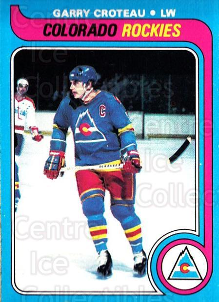 1979-80 O-pee-chee #158 Gary Croteau<br/>2 In Stock - $2.00 each - <a href=https://centericecollectibles.foxycart.com/cart?name=1979-80%20O-pee-chee%20%23158%20Gary%20Croteau...&quantity_max=2&price=$2.00&code=272124 class=foxycart> Buy it now! </a>