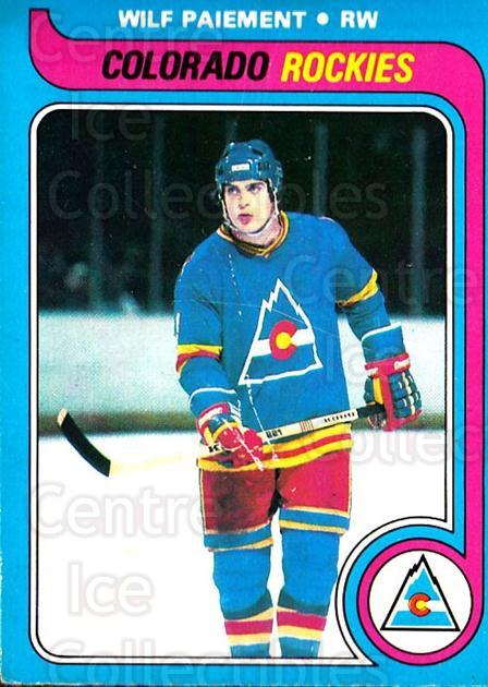 1979-80 O-pee-chee #190 Wilf Paiement<br/>3 In Stock - $3.00 each - <a href=https://centericecollectibles.foxycart.com/cart?name=1979-80%20O-pee-chee%20%23190%20Wilf%20Paiement...&quantity_max=3&price=$3.00&code=272156 class=foxycart> Buy it now! </a>