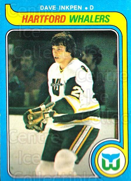 1979-80 O-pee-chee #321 Dave Inkpen<br/>2 In Stock - $2.00 each - <a href=https://centericecollectibles.foxycart.com/cart?name=1979-80%20O-pee-chee%20%23321%20Dave%20Inkpen...&quantity_max=2&price=$2.00&code=272287 class=foxycart> Buy it now! </a>