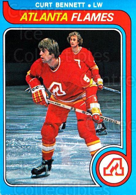 1979-80 O-pee-chee #344 Curt Bennett<br/>1 In Stock - $2.00 each - <a href=https://centericecollectibles.foxycart.com/cart?name=1979-80%20O-pee-chee%20%23344%20Curt%20Bennett...&quantity_max=1&price=$2.00&code=272310 class=foxycart> Buy it now! </a>