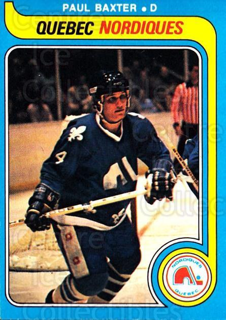 1979-80 O-pee-chee #372 Paul Baxter<br/>4 In Stock - $2.00 each - <a href=https://centericecollectibles.foxycart.com/cart?name=1979-80%20O-pee-chee%20%23372%20Paul%20Baxter...&quantity_max=4&price=$2.00&code=272338 class=foxycart> Buy it now! </a>