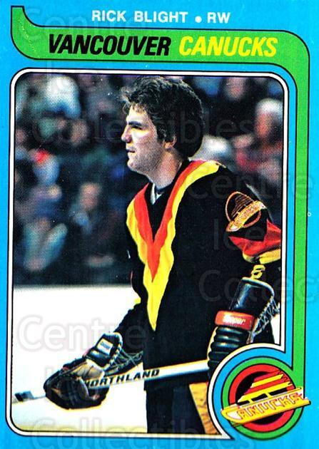 1979-80 O-pee-chee #395 Rick Blight<br/>1 In Stock - $2.00 each - <a href=https://centericecollectibles.foxycart.com/cart?name=1979-80%20O-pee-chee%20%23395%20Rick%20Blight...&price=$2.00&code=272361 class=foxycart> Buy it now! </a>