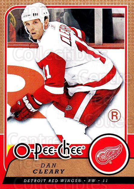 2008-09 O-Pee-chee #61 Daniel Cleary<br/>5 In Stock - $1.00 each - <a href=https://centericecollectibles.foxycart.com/cart?name=2008-09%20O-Pee-chee%20%2361%20Daniel%20Cleary...&quantity_max=5&price=$1.00&code=272551 class=foxycart> Buy it now! </a>