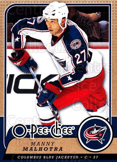 2008-09 O-Pee-chee #69 Manny Malhotra<br/>5 In Stock - $1.00 each - <a href=https://centericecollectibles.foxycart.com/cart?name=2008-09%20O-Pee-chee%20%2369%20Manny%20Malhotra...&quantity_max=5&price=$1.00&code=272559 class=foxycart> Buy it now! </a>