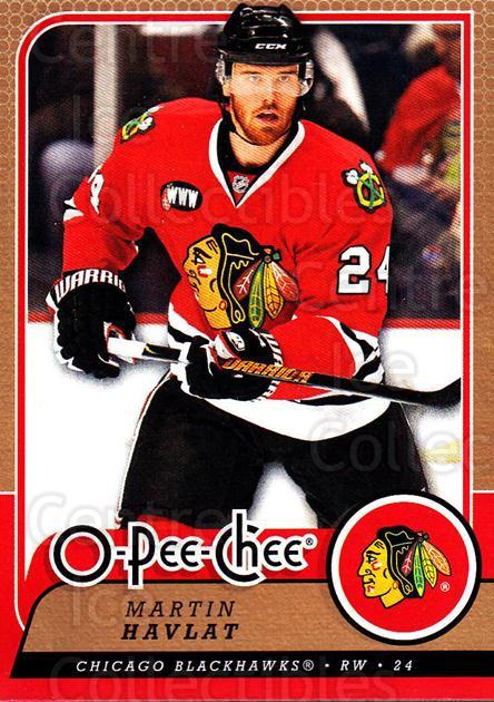 2008-09 O-Pee-chee #70 Martin Havlat<br/>5 In Stock - $1.00 each - <a href=https://centericecollectibles.foxycart.com/cart?name=2008-09%20O-Pee-chee%20%2370%20Martin%20Havlat...&quantity_max=5&price=$1.00&code=272560 class=foxycart> Buy it now! </a>