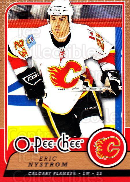 2008-09 O-Pee-chee #111 Eric Nystrom<br/>4 In Stock - $1.00 each - <a href=https://centericecollectibles.foxycart.com/cart?name=2008-09%20O-Pee-chee%20%23111%20Eric%20Nystrom...&quantity_max=4&price=$1.00&code=272601 class=foxycart> Buy it now! </a>