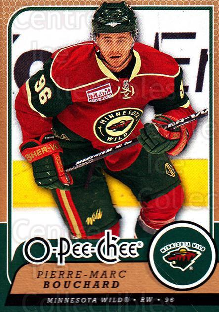 2008-09 O-Pee-chee #122 Pierre-Marc Bouchard<br/>5 In Stock - $1.00 each - <a href=https://centericecollectibles.foxycart.com/cart?name=2008-09%20O-Pee-chee%20%23122%20Pierre-Marc%20Bou...&quantity_max=5&price=$1.00&code=272612 class=foxycart> Buy it now! </a>