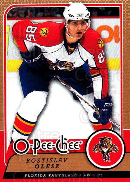 2008-09 O-Pee-chee #161 Rostislav Olesz<br/>5 In Stock - $1.00 each - <a href=https://centericecollectibles.foxycart.com/cart?name=2008-09%20O-Pee-chee%20%23161%20Rostislav%20Olesz...&quantity_max=5&price=$1.00&code=272651 class=foxycart> Buy it now! </a>