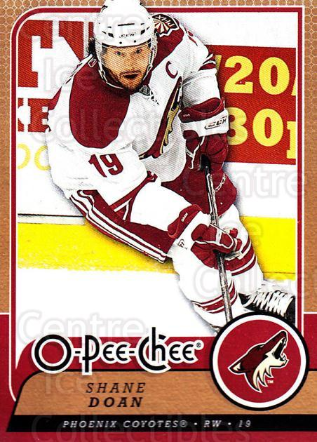 2008-09 O-Pee-chee #175 Shane Doan<br/>5 In Stock - $1.00 each - <a href=https://centericecollectibles.foxycart.com/cart?name=2008-09%20O-Pee-chee%20%23175%20Shane%20Doan...&quantity_max=5&price=$1.00&code=272665 class=foxycart> Buy it now! </a>
