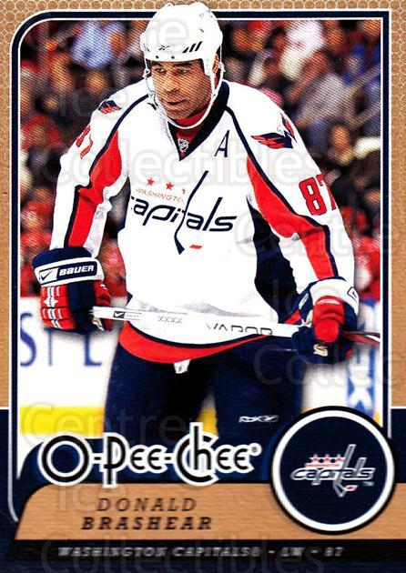 2008-09 O-Pee-chee #183 Donald Brashear<br/>4 In Stock - $1.00 each - <a href=https://centericecollectibles.foxycart.com/cart?name=2008-09%20O-Pee-chee%20%23183%20Donald%20Brashear...&quantity_max=4&price=$1.00&code=272673 class=foxycart> Buy it now! </a>
