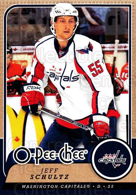 2008-09 O-Pee-chee #203 Jeff Schultz<br/>5 In Stock - $1.00 each - <a href=https://centericecollectibles.foxycart.com/cart?name=2008-09%20O-Pee-chee%20%23203%20Jeff%20Schultz...&quantity_max=5&price=$1.00&code=272693 class=foxycart> Buy it now! </a>