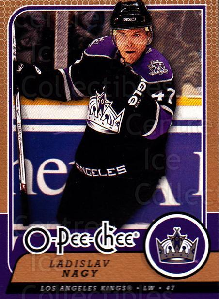 2008-09 O-Pee-chee #231 Ladislav Nagy<br/>2 In Stock - $1.00 each - <a href=https://centericecollectibles.foxycart.com/cart?name=2008-09%20O-Pee-chee%20%23231%20Ladislav%20Nagy...&quantity_max=2&price=$1.00&code=272721 class=foxycart> Buy it now! </a>