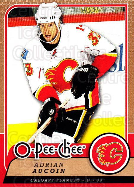 2008-09 O-Pee-chee #255 Adrian Aucoin<br/>4 In Stock - $1.00 each - <a href=https://centericecollectibles.foxycart.com/cart?name=2008-09%20O-Pee-chee%20%23255%20Adrian%20Aucoin...&quantity_max=4&price=$1.00&code=272745 class=foxycart> Buy it now! </a>