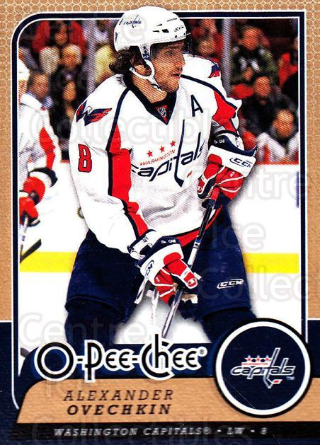 2008-09 O-Pee-chee #278 Alexander Ovechkin<br/>4 In Stock - $2.00 each - <a href=https://centericecollectibles.foxycart.com/cart?name=2008-09%20O-Pee-chee%20%23278%20Alexander%20Ovech...&price=$2.00&code=272768 class=foxycart> Buy it now! </a>